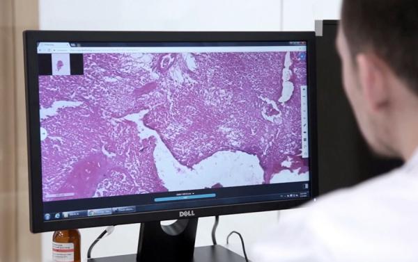 Открылась первая в России цифровая лаборатория для диагностики рака    Технологии   Forbes.ru